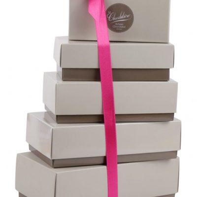 Les Écrins de bonbons de chocolats